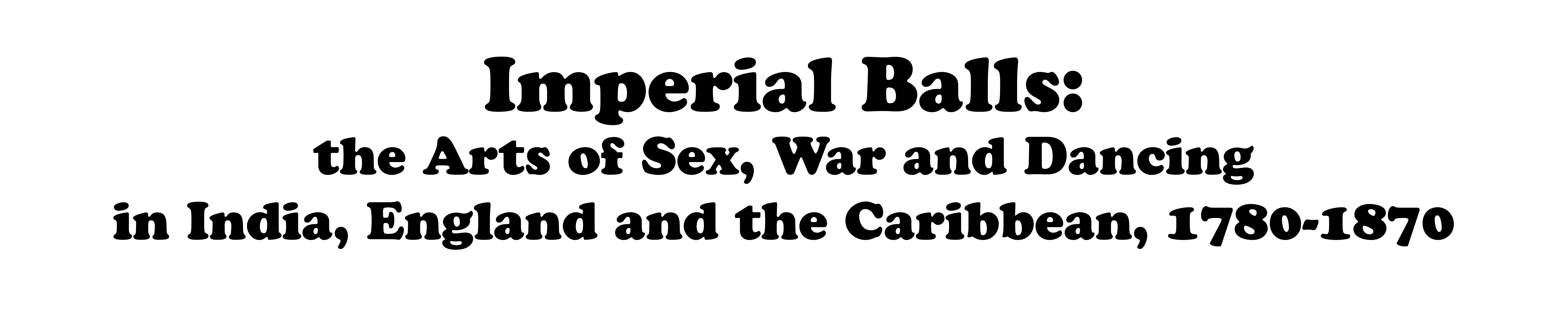 Imperial Balls